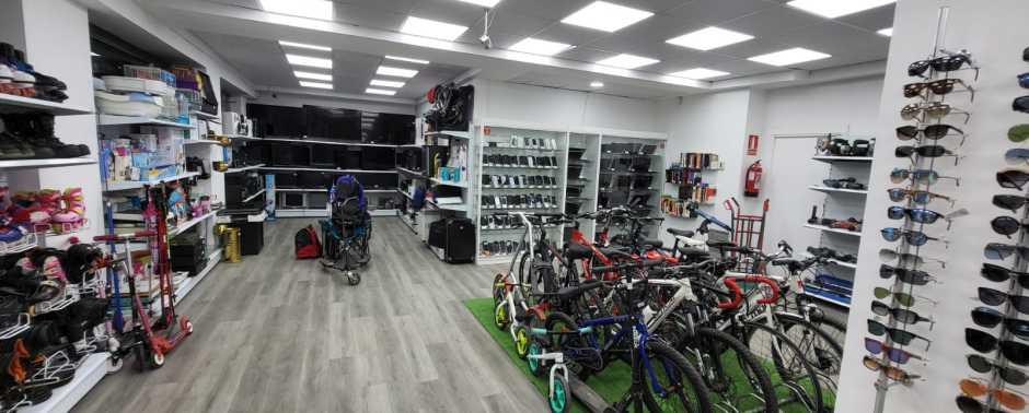 Sell buy compra venta articulos de segunda mano y ocasion su tienda - Muebles segunda mano parla ...